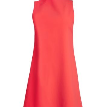 Coley Mock Neck Straight Aline Dress | Alice + Olivia