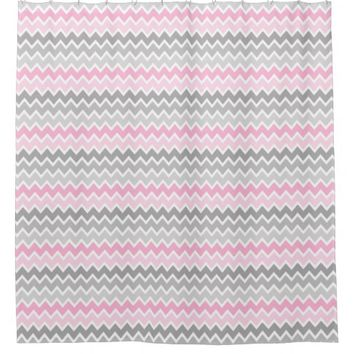 Best Pink And Gray Shower Curtain Products On Wanelo