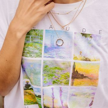 Future State Monet Collage Tee | Urban Outfitters