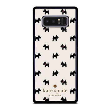 KATE SPADE NEW YORK SCOTTIE Samsung Galaxy Note 8 Case Cover