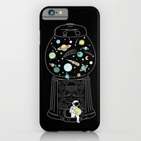 My Childhood Universe 2 iPhone & iPod Case by I Love Doodle