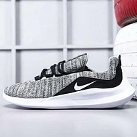 NIKE Fashion New Sports Leisure Running Shoes Men Gray