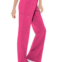 Perfect Stretch by Cherokee Women's Flare Leg Cargo Pant|MyNursingUniforms
