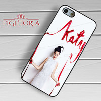 Katy Perry holding red ribbon -end for iPhone 4/4S/5/5S/5C/6/6+,samsung S3/S4/S5/S6 Regular/S6 Edge,samsung note 3/4