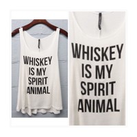• Whiskey Spirit Tank •