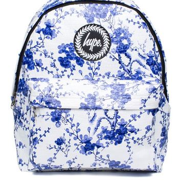 **Real China Backpack by Hype - New In
