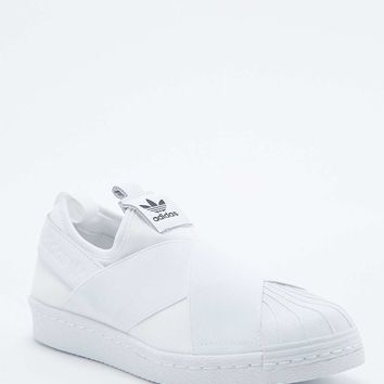 Adidas Superstar Slip On Trainer - Urban Outfitters