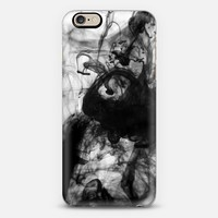 Black Smoke - Graphic by D iPhone 6 case by GRAPHIC BY D | Casetify