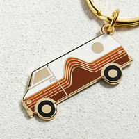 Valley Cruise Press X Circa 78 Designs Dream Wagon Keychain - Urban Outfitters