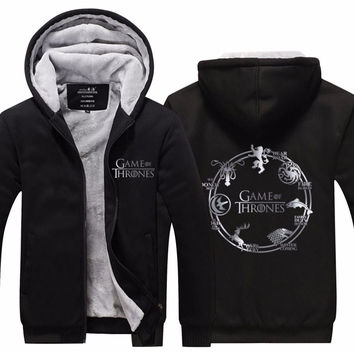 Game Of Thrones Elements Hoodie