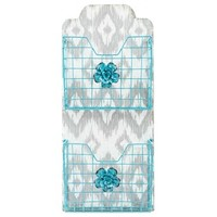 Ikat Double-Basket Wall Organizer | Shop Hobby Lobby
