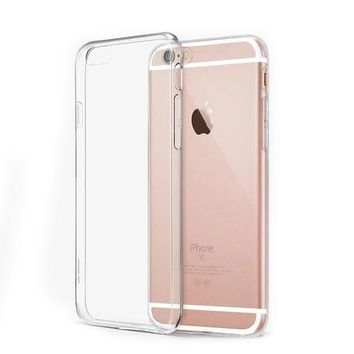 CREYON iPhone 6 Plus Case, Soft TPU Cover Case Shock-Absorption Bumper and Anti-Scratch Clear Back for iPhone 6s Plus and iPhone 6 Plus 5.5'