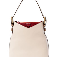 Victoria Leather Hobo