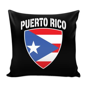 Puerto Rico Pride Pillow Cover (Free Shipping)