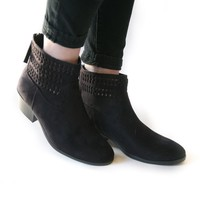 Payton Bootie In Black