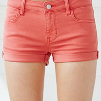 Bullhead Denim Co. Apple Mid Rise Super Stretch Denim Shorts at PacSun.com