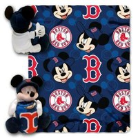 Boston Red Sox Disney Hugger Blanket