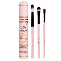 Too Faced Shadow Brushes Essential 3 Piece Set, N/A