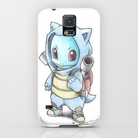 Blast from the... Future? Galaxy S5 Case by Randy C