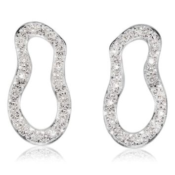 Monica Vinader Riva Pavé Diamond Drop Earrings | Nordstrom