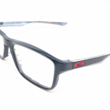 Oakley Plank 2.0 OX8081-02 Polished Black Eyeglasses
