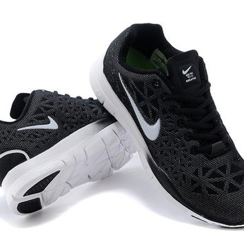 """Nike Free 5.0 TR Fit 3"" Unisex Sport Casual Bird's Nest Breathable Barefoot Sneakers Couple Running Shoes"