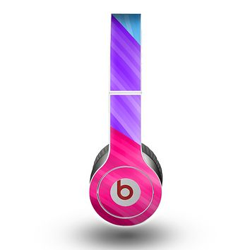 The Radiant Color-Swirls Skin for the Beats by Dre Original Solo-Solo HD Headphones
