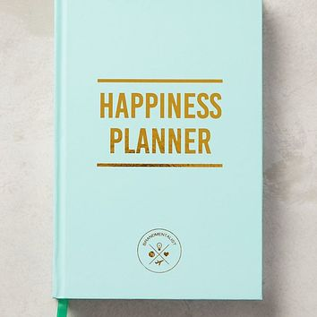 The Happiness 100-Day Planner