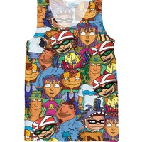 Rocket Power Tank Top