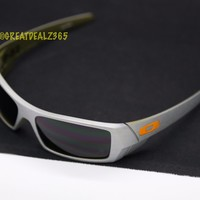 RARE OAKLEY GASCAN CHIP FOOSE EDITION P-32 FRAME, DARK GREY LENSES #12-774