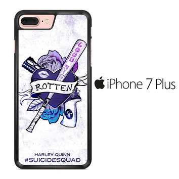 Harley Quinn Rotten Tattoo iPhone 7 Plus Case