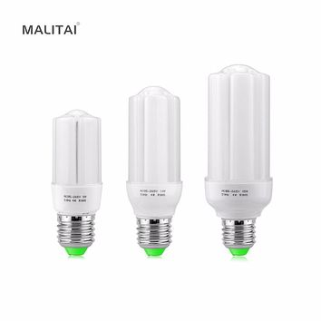 E27 LED 220V 110V Corn Bulb LED Desk Table Read Book lamps 5W 10W 15W 20W 30W Night light Care Eye No Glare/Flicker/Dazzling