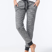 ALMOST FAMOUS Space Dye Womens Thermal Jogger Pants | Pants & Joggers