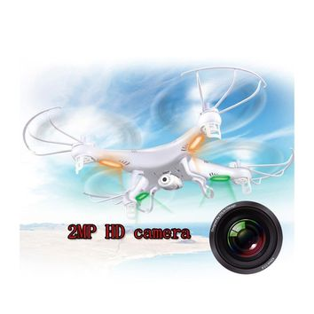 SYMA X5C Drone 4CH 6-axis Remote Control Quadcopter with 2MP HD Camera RC Helicopter Dron Toys for Children
