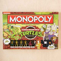 Teenage Mutant Ninja Turtles Monopoly Game