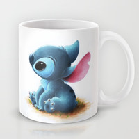 Stitch Mug by Patricia Teo