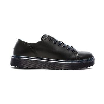 Dr. Martens Dante 6 Eye Raw Shoe in Navy