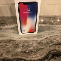 Apple iPhone X - 256GB - Space Gray (AT&T) A1901 (GSM)