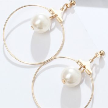 Earrings | Pearl Earrings | Mini Joker Online Jewelry Store