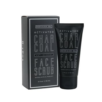 Charcoal Face Scrub By Beekman 1802
