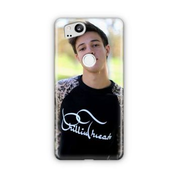 Cameron Dallas Is My Boyfriend White Google Pixel 3 XL Case | Casefantasy