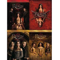 Reign DVD Seasons 1-4 Complete Series Set