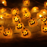 40LED10Ft 3m Led string Lights Decoration Halloween Indoor&Outdoor Battery Operated Silver Wire String Lights With Remote&Timer