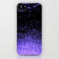 infinity in purple iPhone Case by Marianna Tankelevich | Society6
