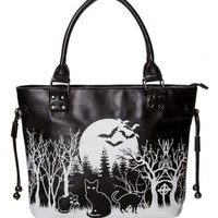 Banned Apparel Woodland Gothic Bag | Attitude Clothing