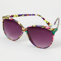 A.J. Morgan Cathedral Sunglasses | Breanne