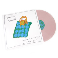 Courtney Barnett: Sometimes I Sit And Think, And Sometimes I Just Sit (Colored Vinyl) Pink Vinyl LP