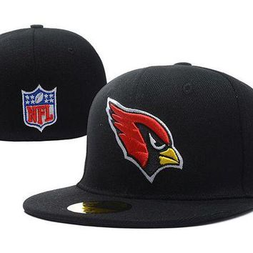 DCCKBE6 Atlanta Falcons New Era 59FIFTY NFL Football Hat Blue