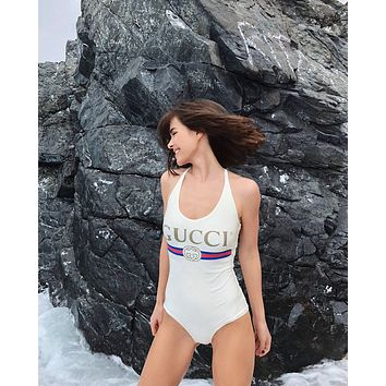 shosouvenir  Gucci Summer Sexy Bodysuit / Swimsuit