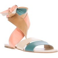 Chloé Wrap Around Sandal